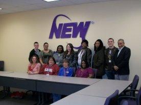 Trainer Certification. Jan-2012, Meridian, MS, USA